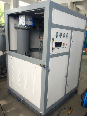 Cina 440V Small N2 Generation Plant , Carbon Steel High Purity Nitrogen Generator pabrik