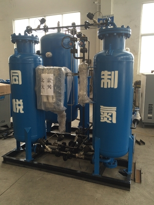 Cina Tower Type Nitrogen Making Machine For SMT Industry N2 Generation Plant pabrik